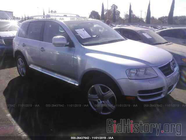 Photo WVGZM77LX6D002579 - VOLKSWAGEN TOUAREG 2006