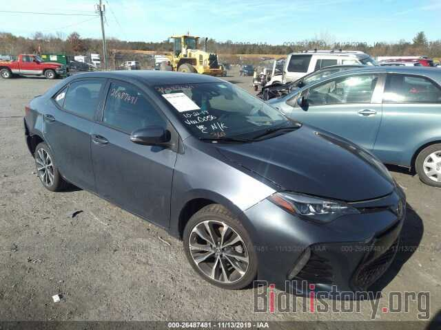 Photo 5YFBURHE6HP670056 - TOYOTA COROLLA 2017