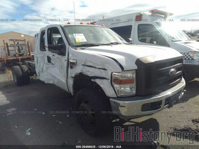 Photo 1FDXX46R68EC32328 - FORD F450 2008