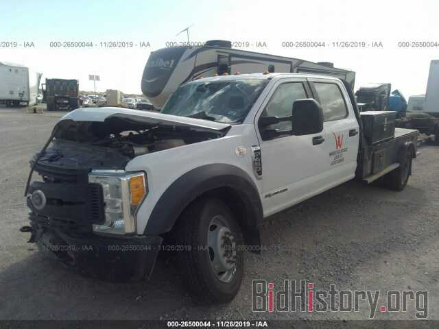 Photo 1FD0W4HT9HEE84605 - FORD F450 2017
