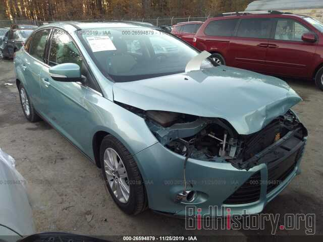 Фотография 1FAHP3H23CL427199 - FORD FOCUS 2012