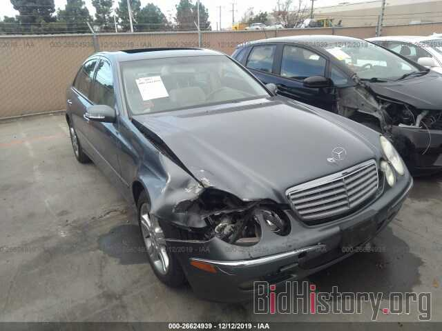 Photo WDBUF56J46A939439 - MERCEDES-BENZ E 2006