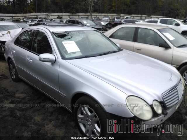 Photo WDBUF56J06A767491 - MERCEDES-BENZ E 2006