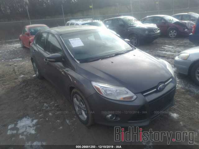 Фотография 1FAHP3K23CL299278 - FORD FOCUS 2012