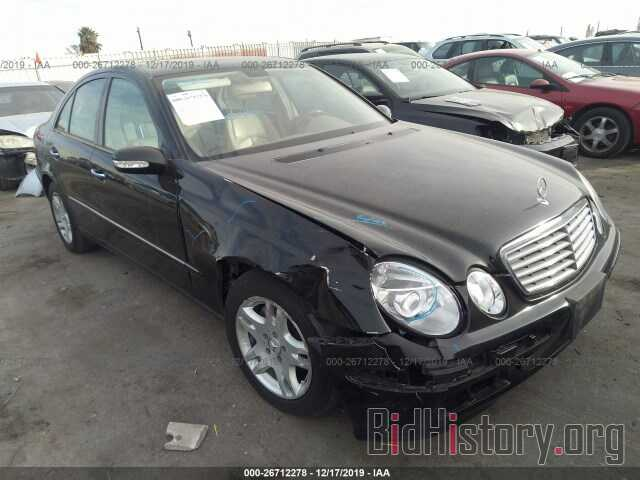 Photo WDBUF56J06A763926 - Mercedes-benz E 2006