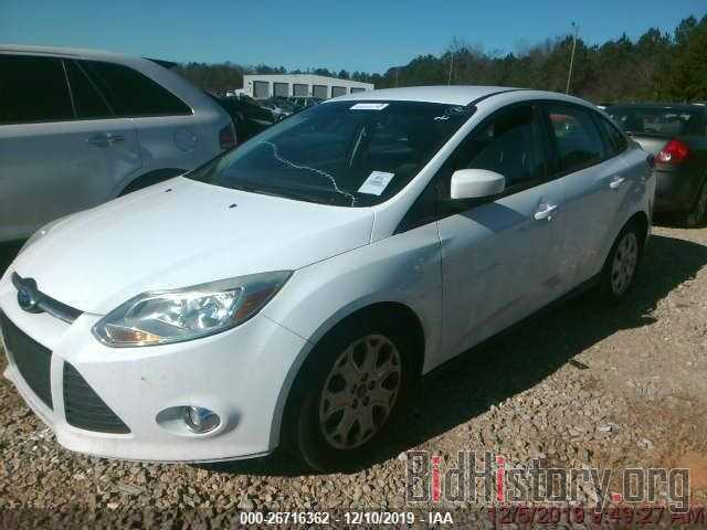 Фотография 1FAHP3F29CL160489 - FORD FOCUS 2012