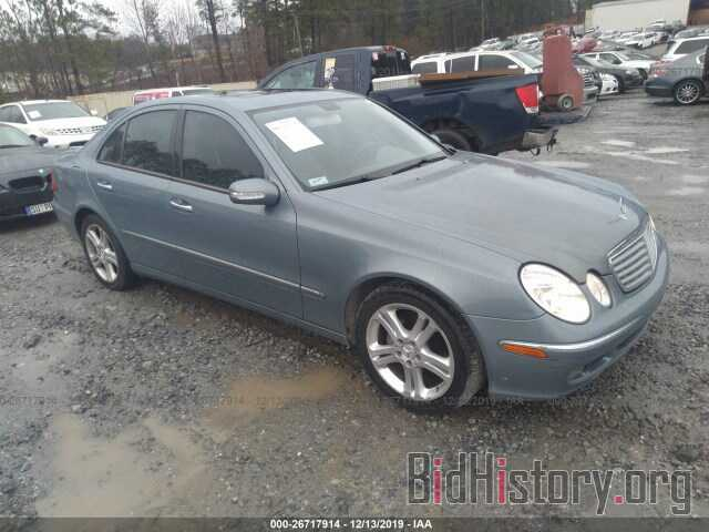Photo WDBUF56J76A861867 - Mercedes-benz E 2006