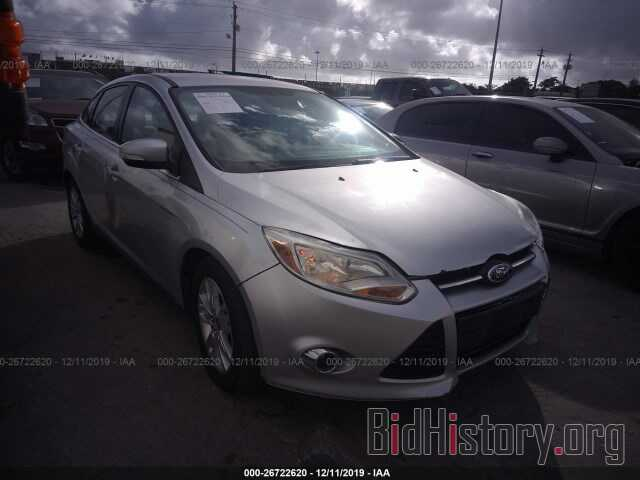 Фотография 1FAHP3H22CL192066 - FORD FOCUS 2012