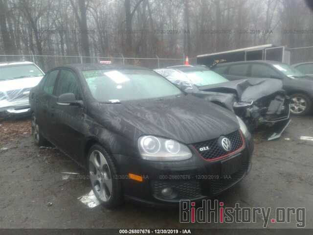 Photo 3VWFJ81K18M086866 - VOLKSWAGEN GLI 2008