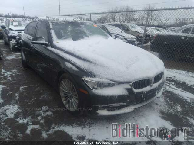 Photo WBA3B9C57DF585078 - BMW 335 2013