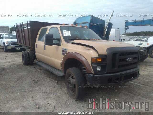 Photo 1FD4W46R58EC62376 - FORD F450 2008