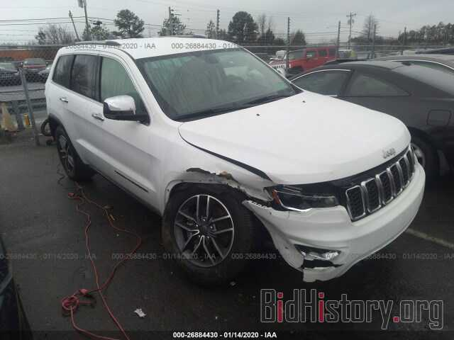 Фотография 1C4RJEBG2KC732529 - JEEP GRAND CHEROKEE 2019