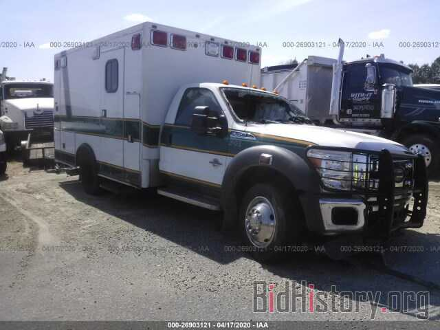 Photo 1FDUF4GT3CEC34627 - FORD F450 2012