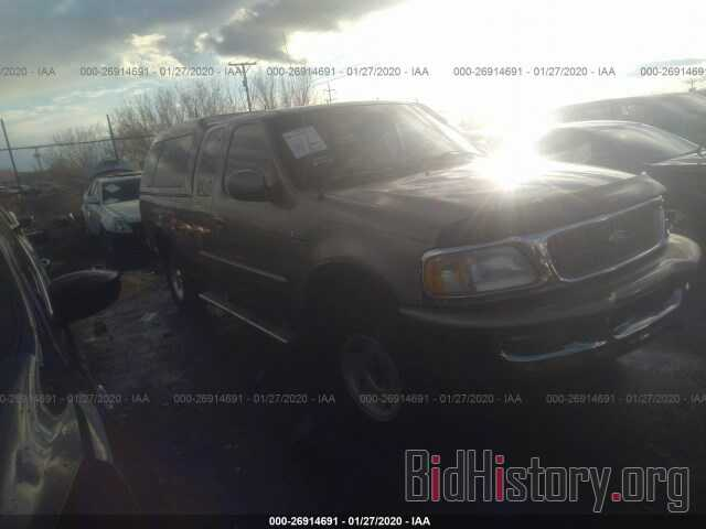 Photo 1FTRX18L11NB46032 - FORD F150 2001