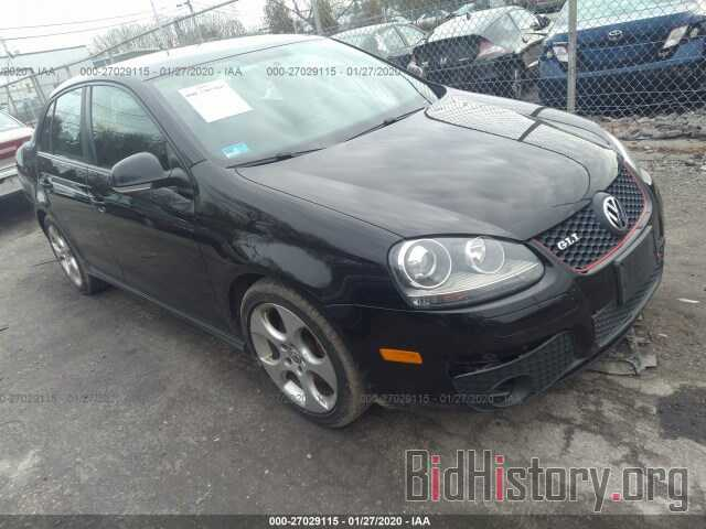 Photo 3VWDJ71K68M084340 - VOLKSWAGEN GLI 2008