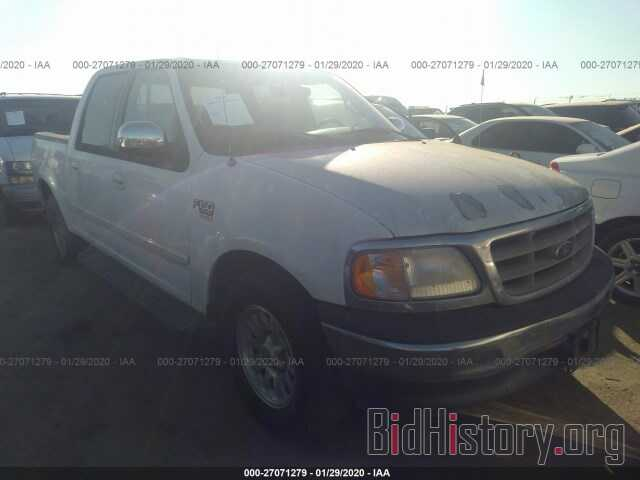 Photo 1FTRW07L81KB78587 - FORD F150 2001