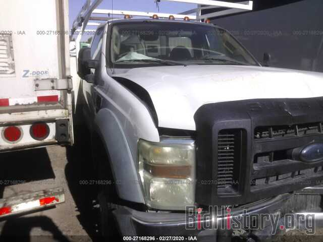 Photo 1FDXF46R98EA09719 - FORD F450 2008