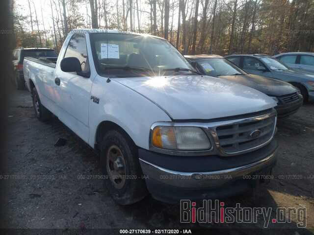 Photo 1FTZF17211NB49962 - FORD F150 2001