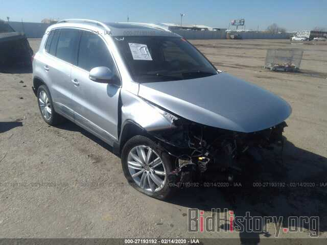 Photo WVGAV7AX1GW563328 - VOLKSWAGEN TIGUAN 2016