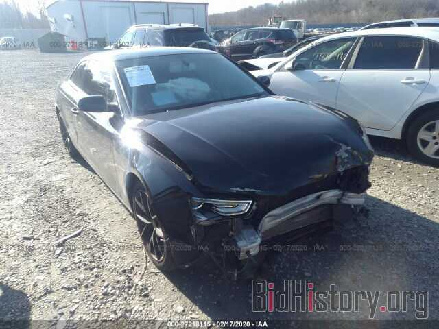 Photo WAUGFAFR1FA001148 - AUDI A5 2015