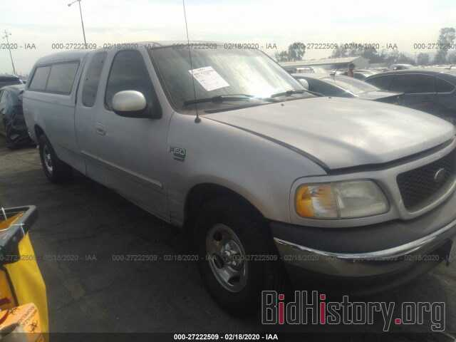 Photo 1FTRX17LX1NB57595 - FORD F150 2001