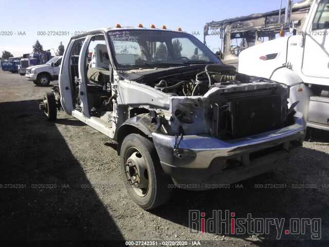 Photo 1FDXW46F81ED81760 - FORD F450 2001