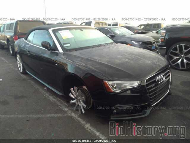 Photo WAUMFAFH7FN011296 - AUDI A5 2015