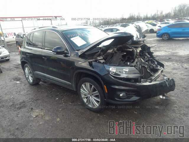 Photo WVGAV3AX8DW627109 - VOLKSWAGEN TIGUAN 2013