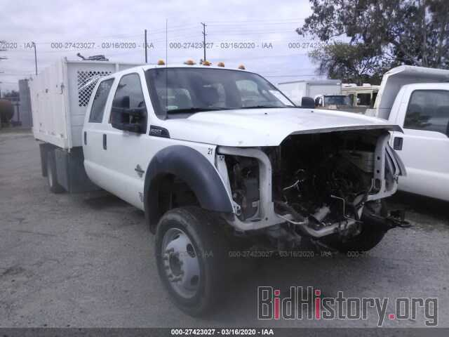 Photo 1FD0W4GT6CEC51405 - FORD F450 2012