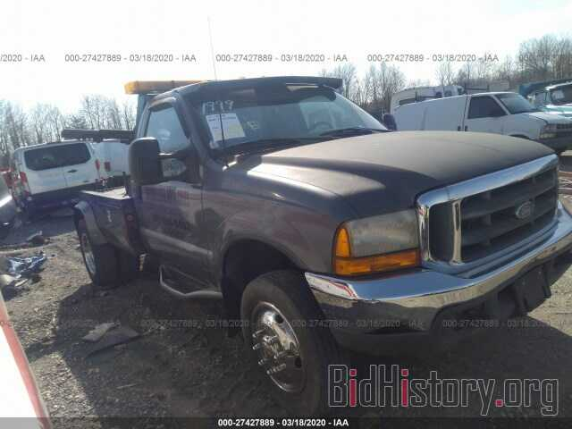 Photo 1FDXF46F0XEB79603 - FORD F450 1999