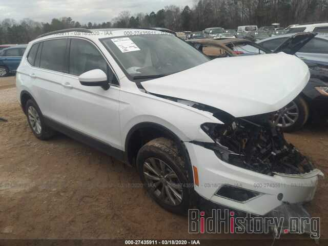 Photo 3VV3B7AX0JM079942 - VOLKSWAGEN TIGUAN 2018