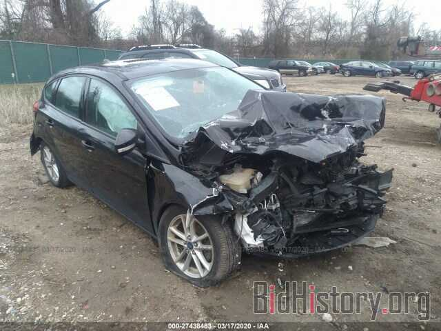 Photo 1FADP3K21GL236913 - FORD FOCUS 2016