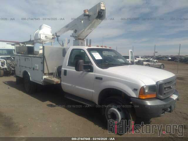 Photo 1FDXF46S0YEB79910 - FORD F450 2000