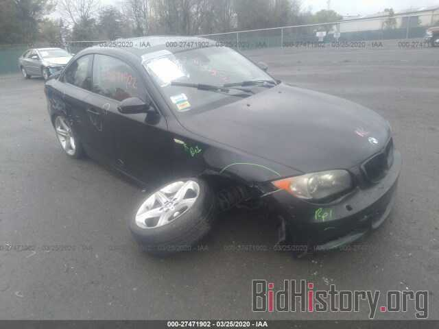 Photo WBAUC73578VF25466 - BMW 135 2008
