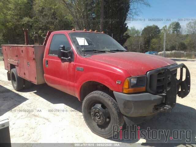 Photo 1FDXF47S71ED15017 - FORD F450 2001