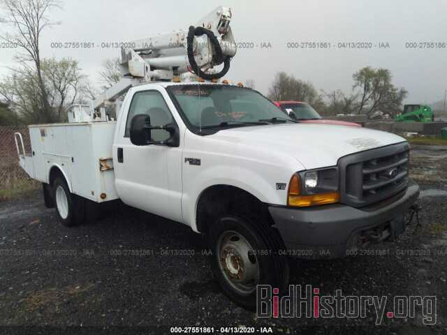 Photo 1FDXF46F2XEB48286 - FORD F450 1999