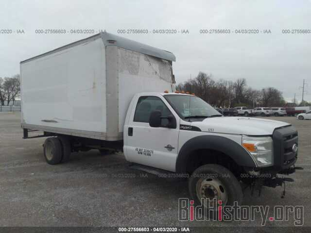 Photo 1FDUF4GT7CEB45630 - FORD F450 2012