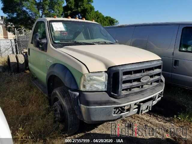 Photo 1FDXF46P97EA90847 - FORD F450 2007