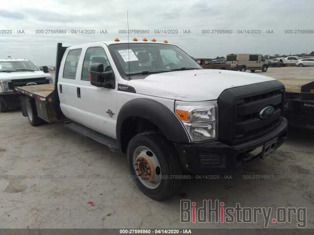 Photo 1FD0W4HT0FEC37230 - FORD F450 2015