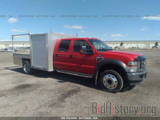 Photo 1FDAW46R59EA42904 - FORD F450 2009