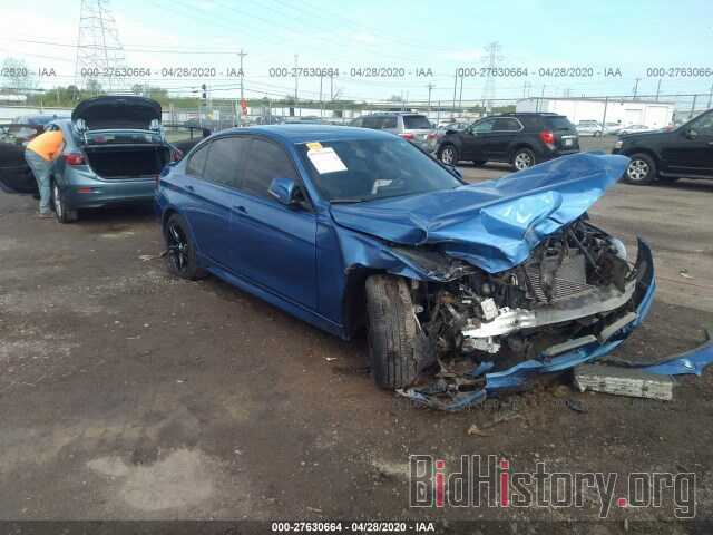 Photo WBA3B9C52DJ899282 - BMW 335 2013