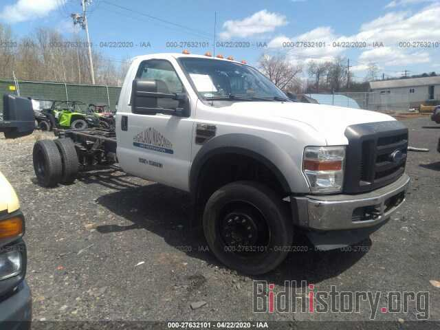 Photo 1FDAF46R69EA03187 - FORD F450 2009