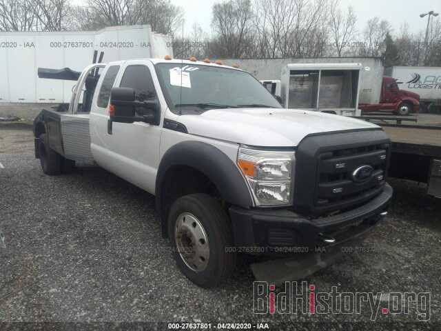 Photo 1FD0X4GY3CEC30648 - FORD F450 2012
