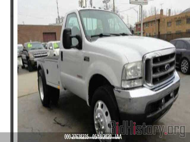 Photo 1FDXF46P14EB45481 - FORD F450 2004