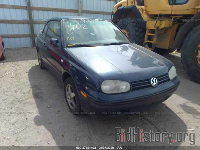 Photo 3VWDC21V7YM808768 - VOLKSWAGEN CABRIO 2000