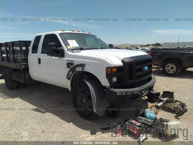 Photo 1FDXX47R08EB82119 - FORD F450 2008