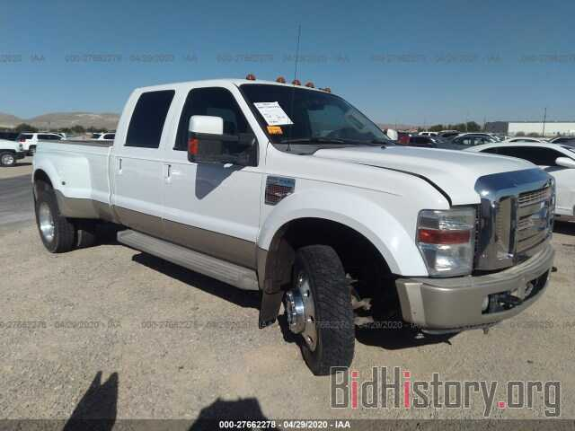 Photo 1FTXW43R18EB31046 - FORD F450 2008
