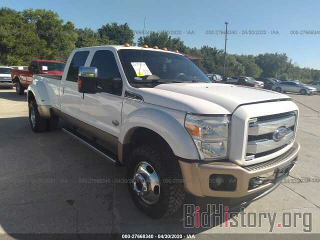 Photo 1FT8W4DT4CEA55555 - FORD F450 2012