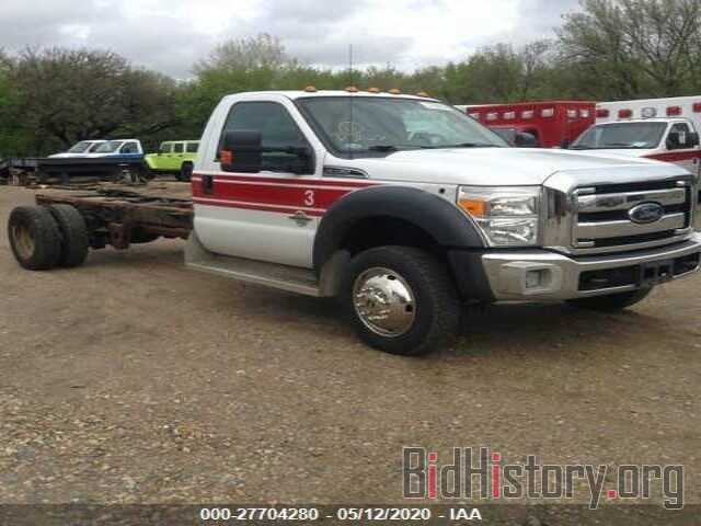 Photo 1FDUF4HT0DEB64018 - FORD F450 2013