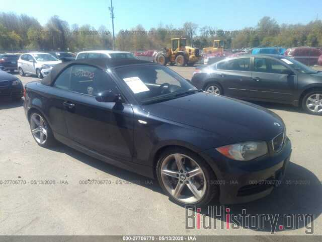 Photo WBAUN93558VF55328 - BMW 135 2008